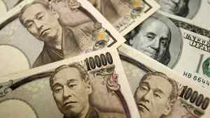 Yen and U.S. dollars