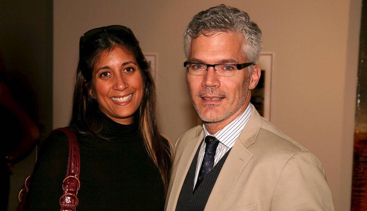 Cindy Bahadur (Senior Producer Discovery Channel), Paul Jacobelli (CEO of EdTek Services)