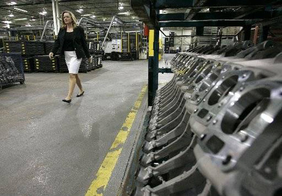 Recovery Picks Up For Auto Parts Suppliers