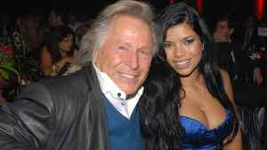 Peter Nygard is seen with with model Suelyn Medeiros at a 2007 gala.