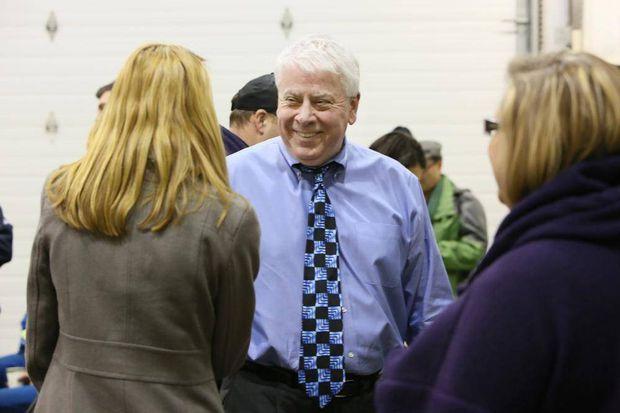 Kinder Morgan president says B C  pipeline benefits fair