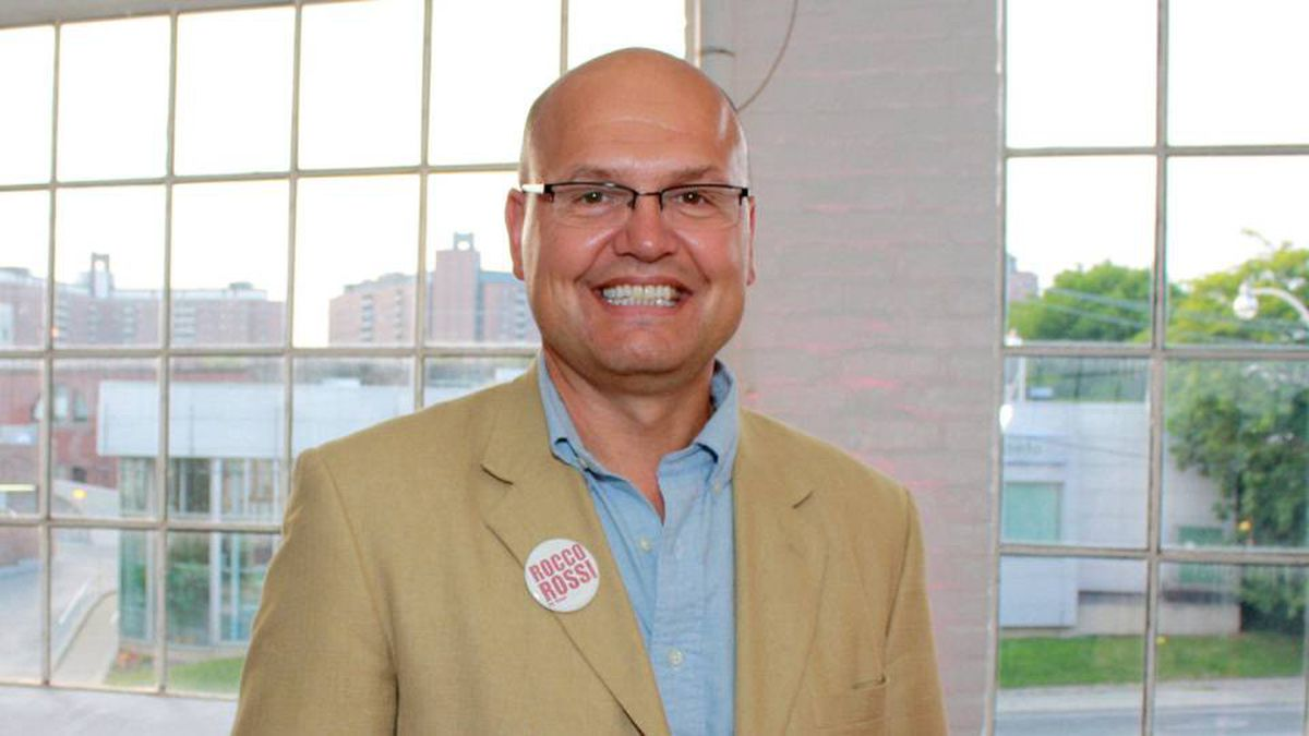 Toronto mayoral candidate Rocco Rossi.