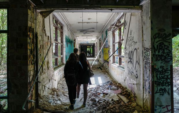 Why I seek out abandoned places