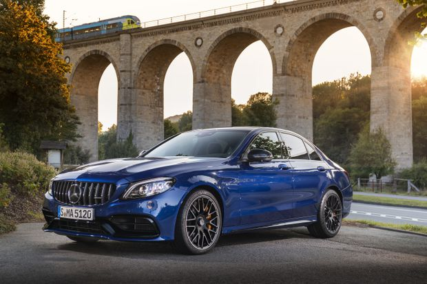 Review: You may not need the Mercedes-AMG C63, but you'll want it