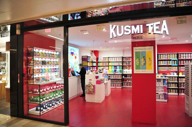 kusmi tea brings a taste of paris to montreal s north shore the globe and mail. Black Bedroom Furniture Sets. Home Design Ideas