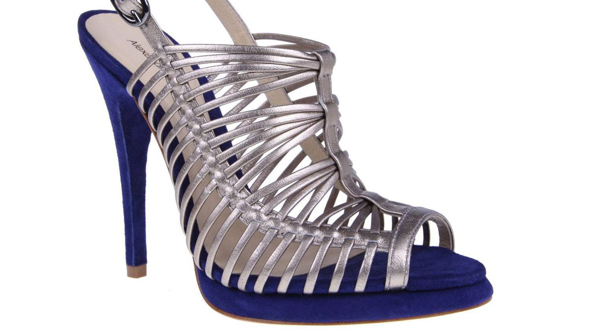 Wear it Slink along the boardwalk wearing a pair of woven leather sandals by Alexandre Birman. The Brazilian-born shoe designer may not be as well known as Jimmy Choo and Christian Louboutin, but his spike-heeled, sling-back sandal - new for the spring/summer 2011 season - has a bold sapphire-toned sole that stands out in any crowd. $495, holtrenfrew.com