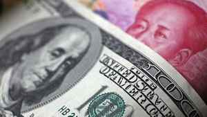 The United States is having problems again with the weakness of the Chinese yuan as the currency is down 0.5 per cent against the U.S. dollar this year after appreciating 4.5 per cent in 2011.