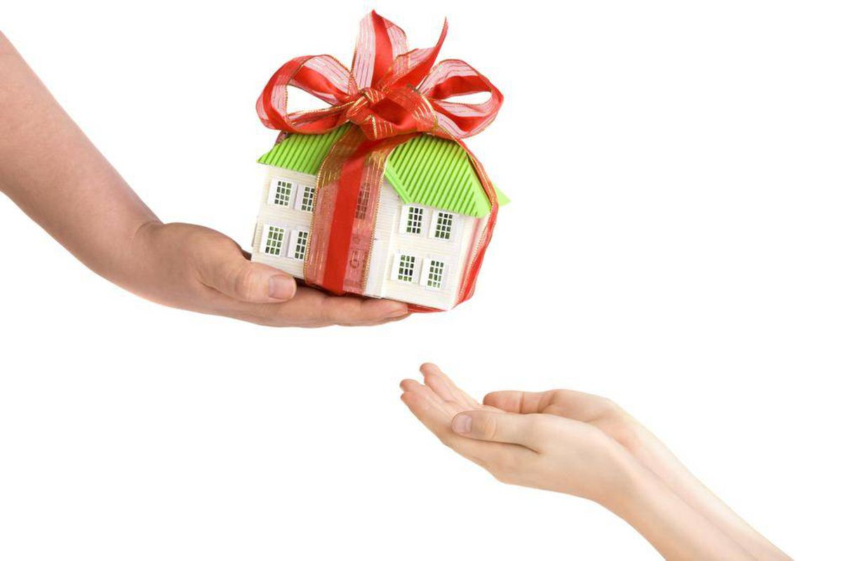 Image result for Gifting property to a relative is cost-effective