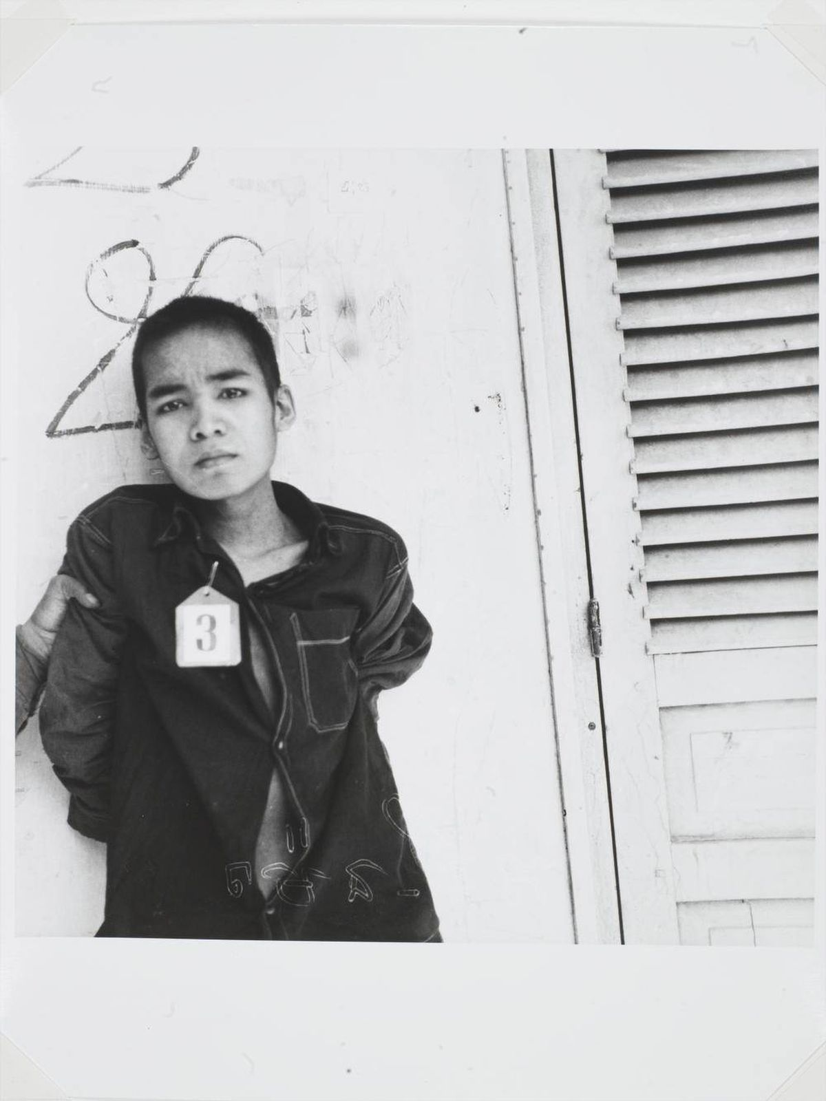 Courtesy of the Tuol Sleng Genocide Museum and Photo Archive Group