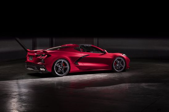 Gearheads rejoice: 2020 Corvette fulfills its destiny with new mid-engine layout