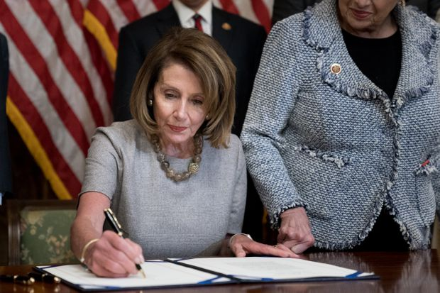 Pelosi 'Wants Open Borders' And 'Doesn't Mind Human Trafficking'