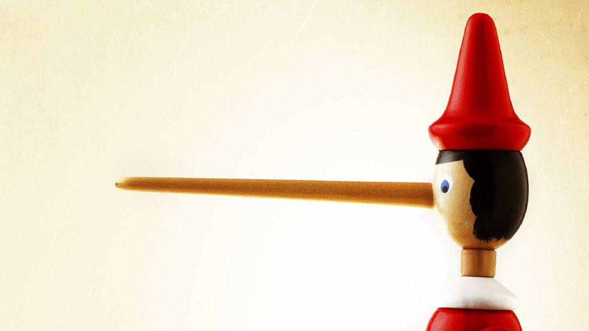 Pinocchio doll.