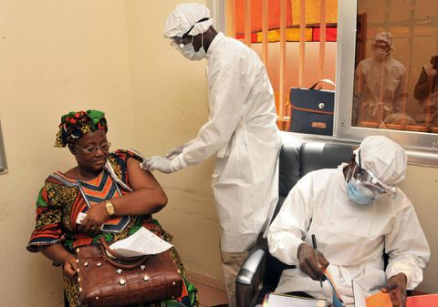 The slow, steady battle for Guineans' trust in the Ebola vaccine