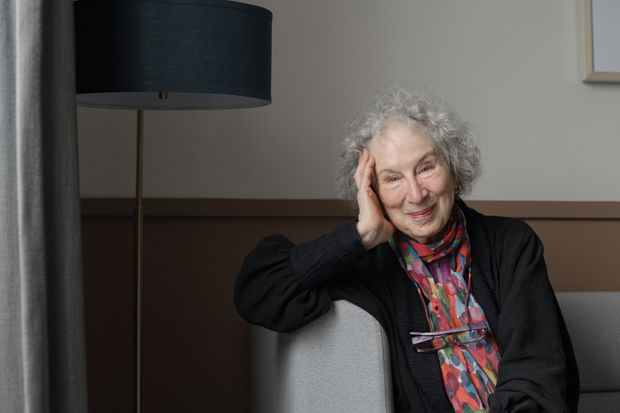 Globe Book Club: Margaret Atwood on conservation, writing and Barbara Gowdy's The White Bone