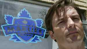 Toronto Marlies head coach Dallas Eakins