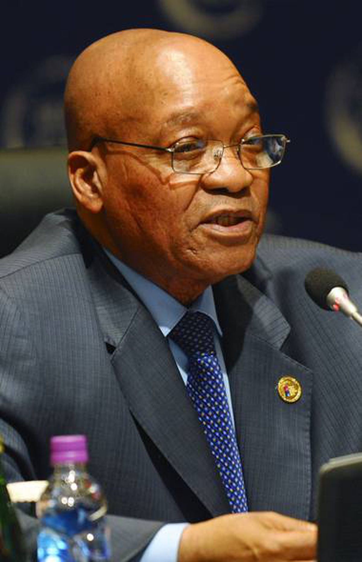 """SOUTH AFRICA: The rise of Jacob Zuma to South Africa's presidency was an """"astonishing"""" achievement, according to leaked U.S. diplomatic cables. Mr. Zuma became South African president in May, 2009, after a bruising battle for the leadership of the African National Congress with former president Thabo Mbeki, who was forced by the ruling party to step down in late 2008. """"Zuma's rise to the pinnacle of South African politics at the same time that serious questions about his character were headline news is an astonishing political achievement in itself,"""" said a diplomatic cable written before Mr. Zuma was sworn in as president. Mr. Zuma was the subject of a long corruption investigation. Graft charges against him were dropped in April, 2009."""