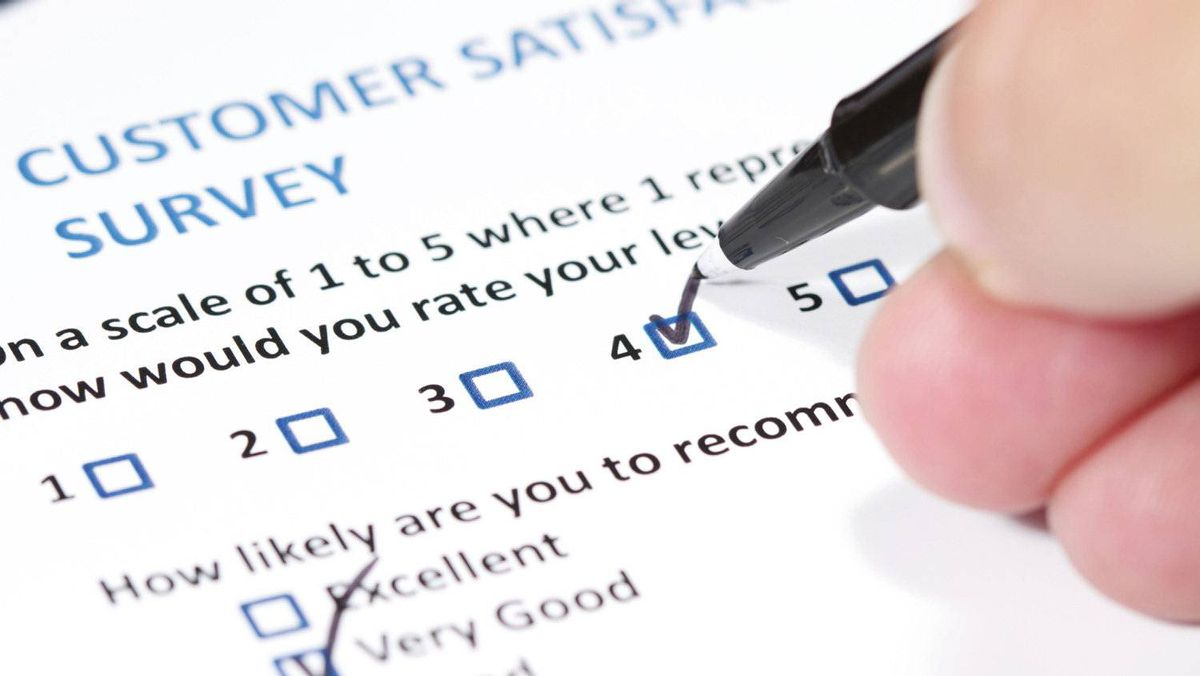 What your customers say in market research surveys may not always reflect their actual experience.