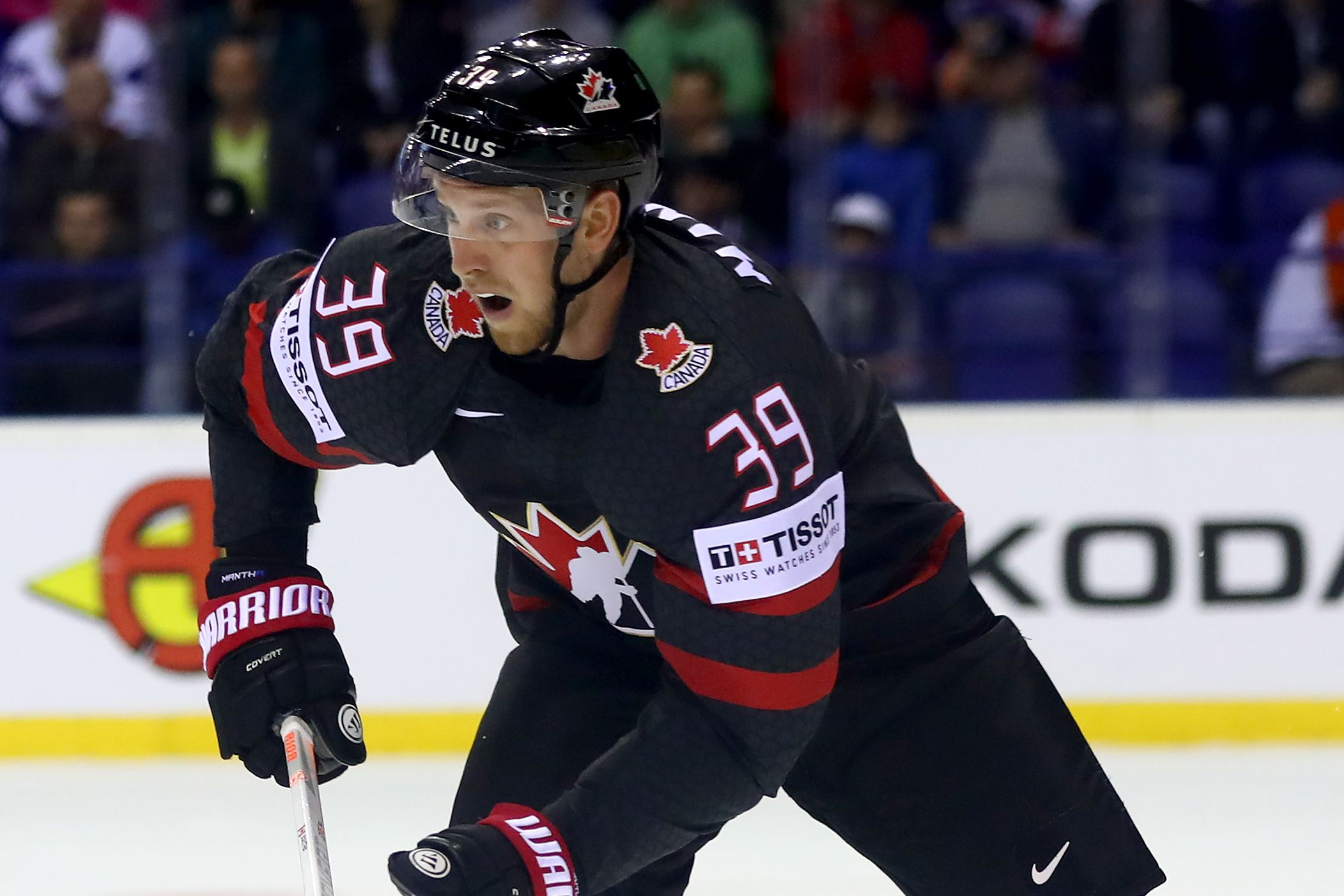IIHF suspends Canada's Anthony Mantha one game for hit to the head, will miss quarter-final