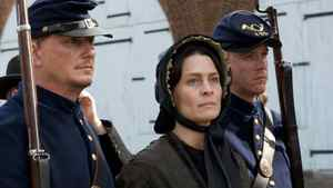 "Robin Wright as Mary Surratt in a scene from ""The Conspirator"""