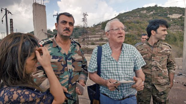 TIFF 2019: Documentary on Robert Fisk highlights how the foreign  correspondent manages complex, grim realities - The Globe and Mail