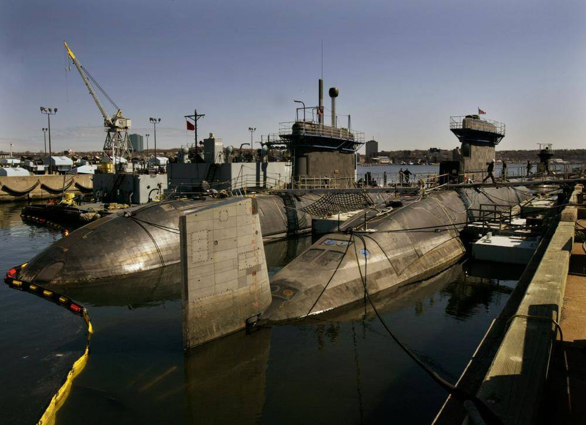 Canadas Submarine Fleet Never Worked Its Time To Stop Ignoring Fuel Filter Globe The Problem And Mail