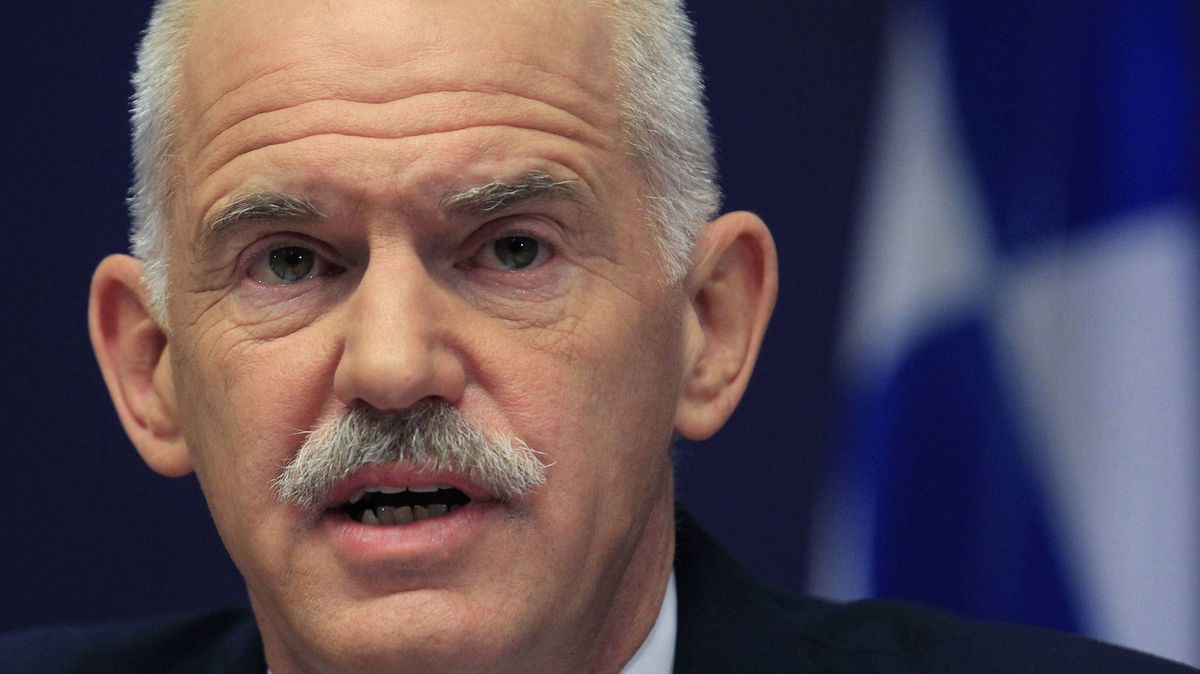By calling a referendum, Greek Prime Minister George Papandreou risks being told to turn his back on the European bailout he welcomed a few days ago.