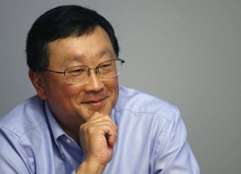 Urgent challenges await BlackBerry's incoming CEO Chen