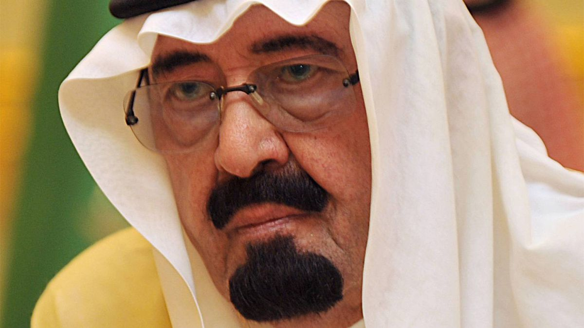 "A picture taken on May 10, 2011 shows Saudi King Abdullah bin Abdul Aziz during a meeting of Gulf Cooperation Council (GCC) monarchies in Riyadh. Saudi Arabia has recalled its ambassador from Damascus for consultations, King Abdullah said on August 8, 2011, in a statement calling on Syria's leaders to ""stop the killing machine""."