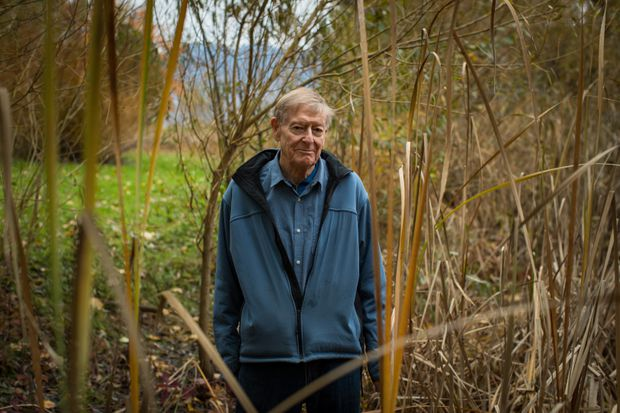 John Coope's fight against invasive species in Vancouver has garnered him a lifetime achievement award