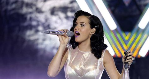 Katy Perry to headline Super Bowl halftime show