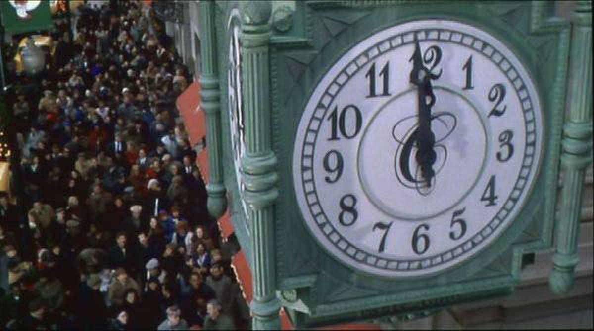 "Christian Marclay's 2010 video hit ""The Clock,"" a 24-hour-long movie-montage that museum director Michael Govan called a ""virtual history"" of film."