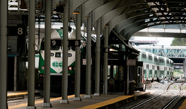 Ontario government announces expanded GO Transit service in southern Ontario
