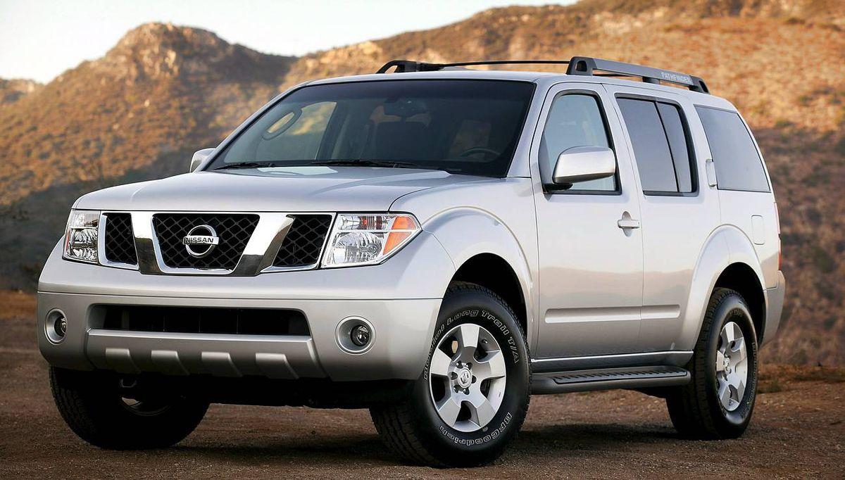 2006 Nissan Pathfinder Credit: Nissan