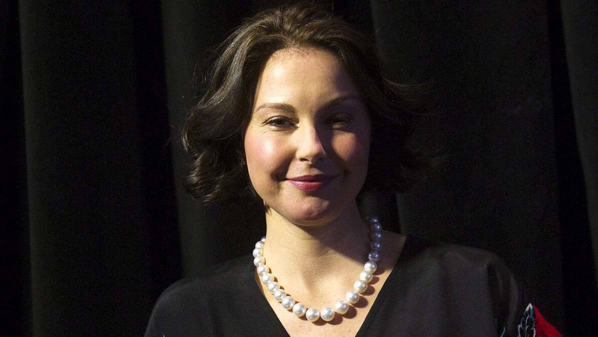Actress Ashley Judd promotes the television show Missing in Toronto, March 12, 2012.