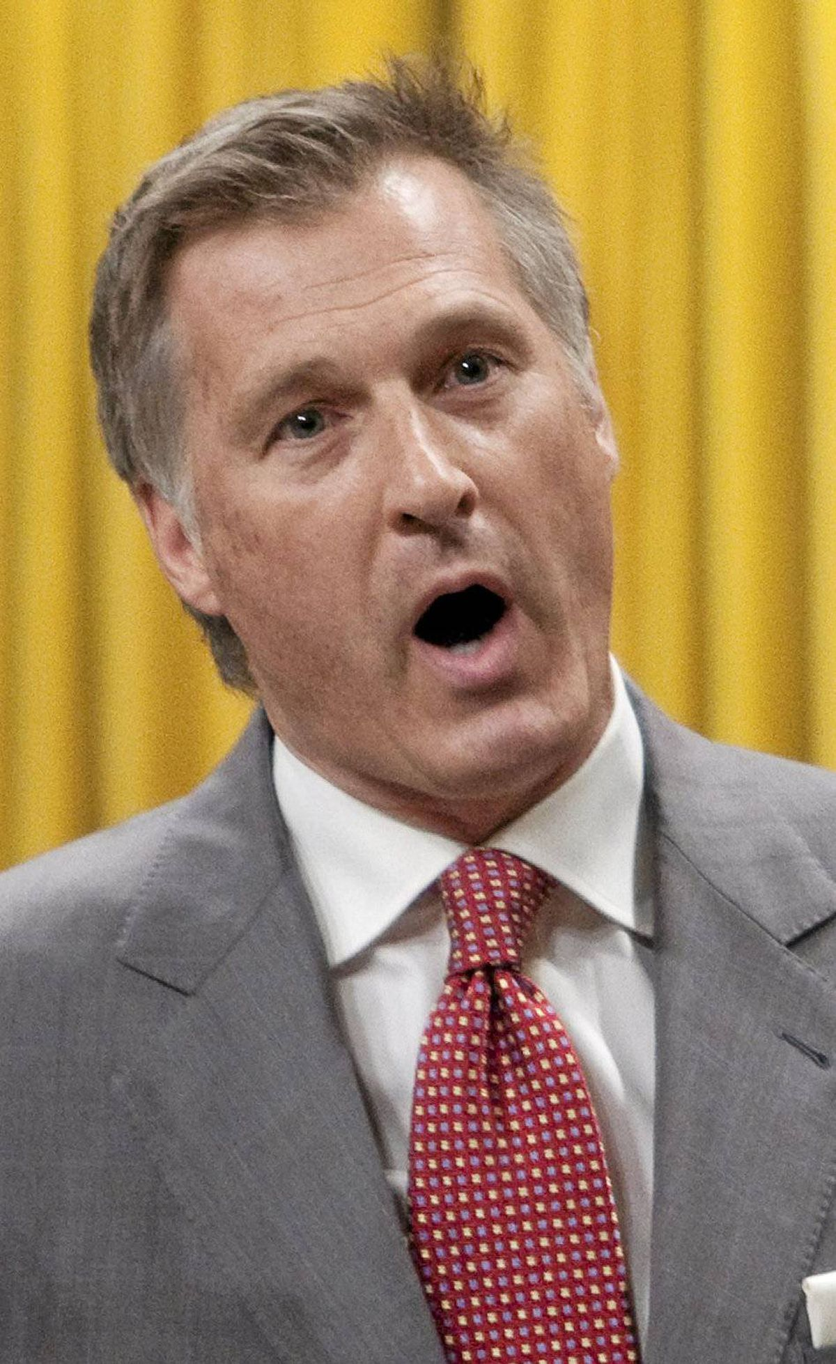 'WILD CARDS AND GIANT KILLERS' MAXIME BERNIER: Dumped from cabinet in 2008 after leaving NATO documents at his girlfriend's house, this Quebec MP remains hugely popular. To rebuild Quebec support, Mr. Harper will have to seriously consider returning him to cabinet.