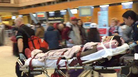 'We felt we were dying': Turbulence diverts flight to Calgary with injured passengers