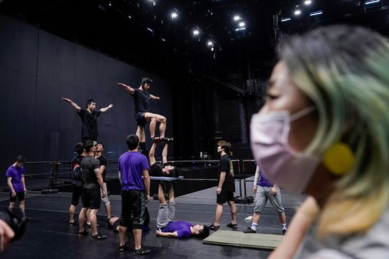 Cirque du Soleil facing its most challenging feat yet with relaunch