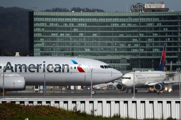 American Airlines to take $350-million hit from 737 Max groundings