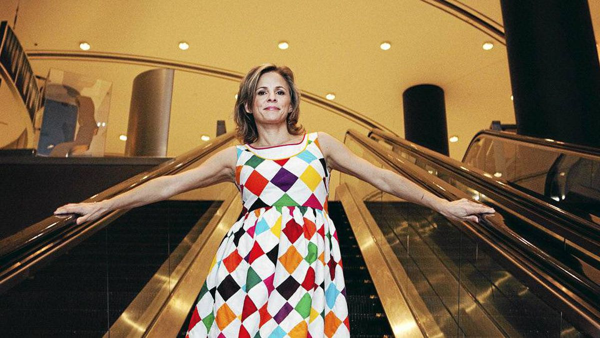 Comedienne and author Amy Sedaris in Toronto