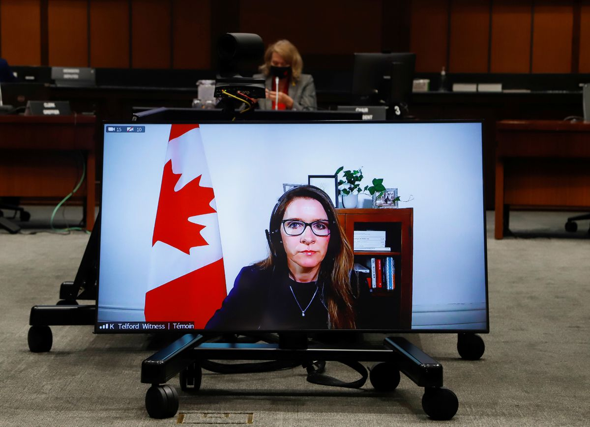Katie Telford says Trudeau didn't know of sexual misconduct report against Gen. Vance
