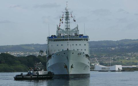 Canadian navy to retire four Cold War era ships, sources say