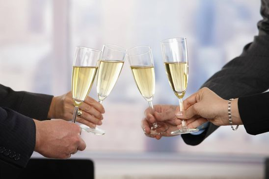 The benefits of an office holiday party shouldn't be discounted
