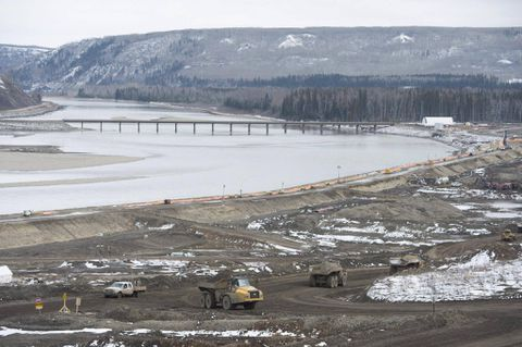 Site C megaproject to go ahead at increased cost of $10.7B
