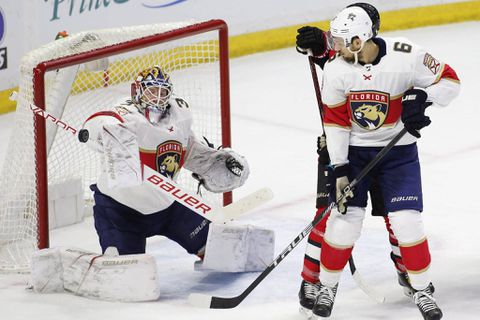 Panthers get tripped up in 3-2 loss to Senators