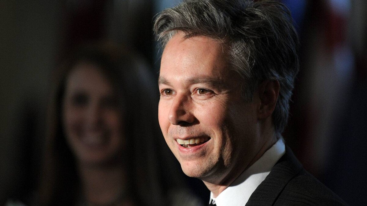 Yauch attends a special evening to honor artist Ross Bleckner's appointment as Goodwill Ambassador at the United Nations, on May 12, 2009.