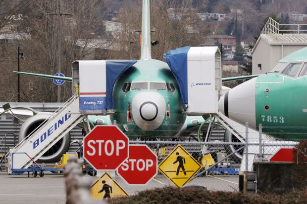 MAX 8 disasters have cost Boeing more than $18 billion