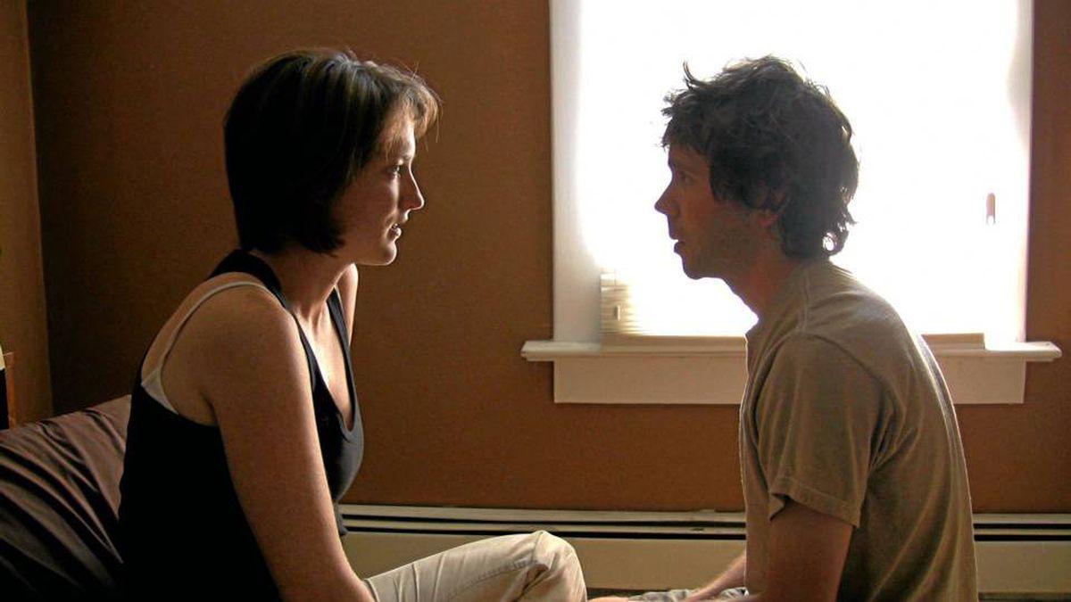 Daria Puttaert and Tom Keenan in Adam and Zooey.