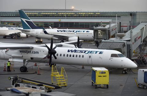 WestJet to expand fleet, signs deal with Delta to expand partnership
