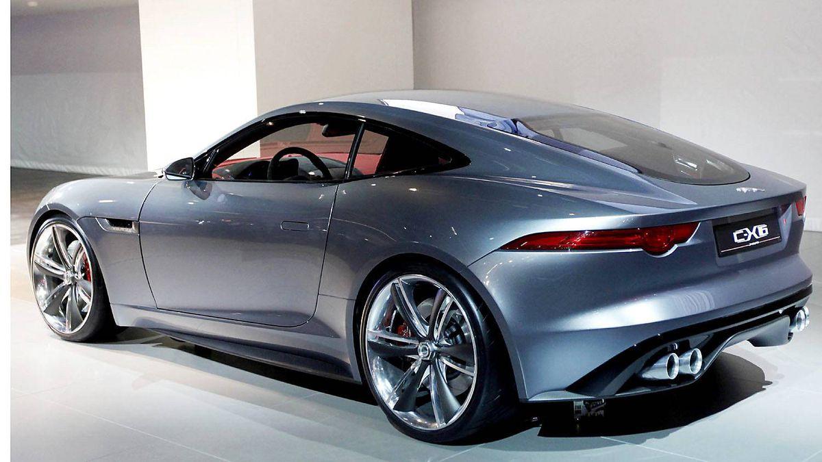 Jaguar C-X 16