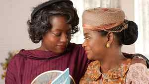 """Octavia Spencer (right) and Viola Davis in a scene from """"The Help."""""""